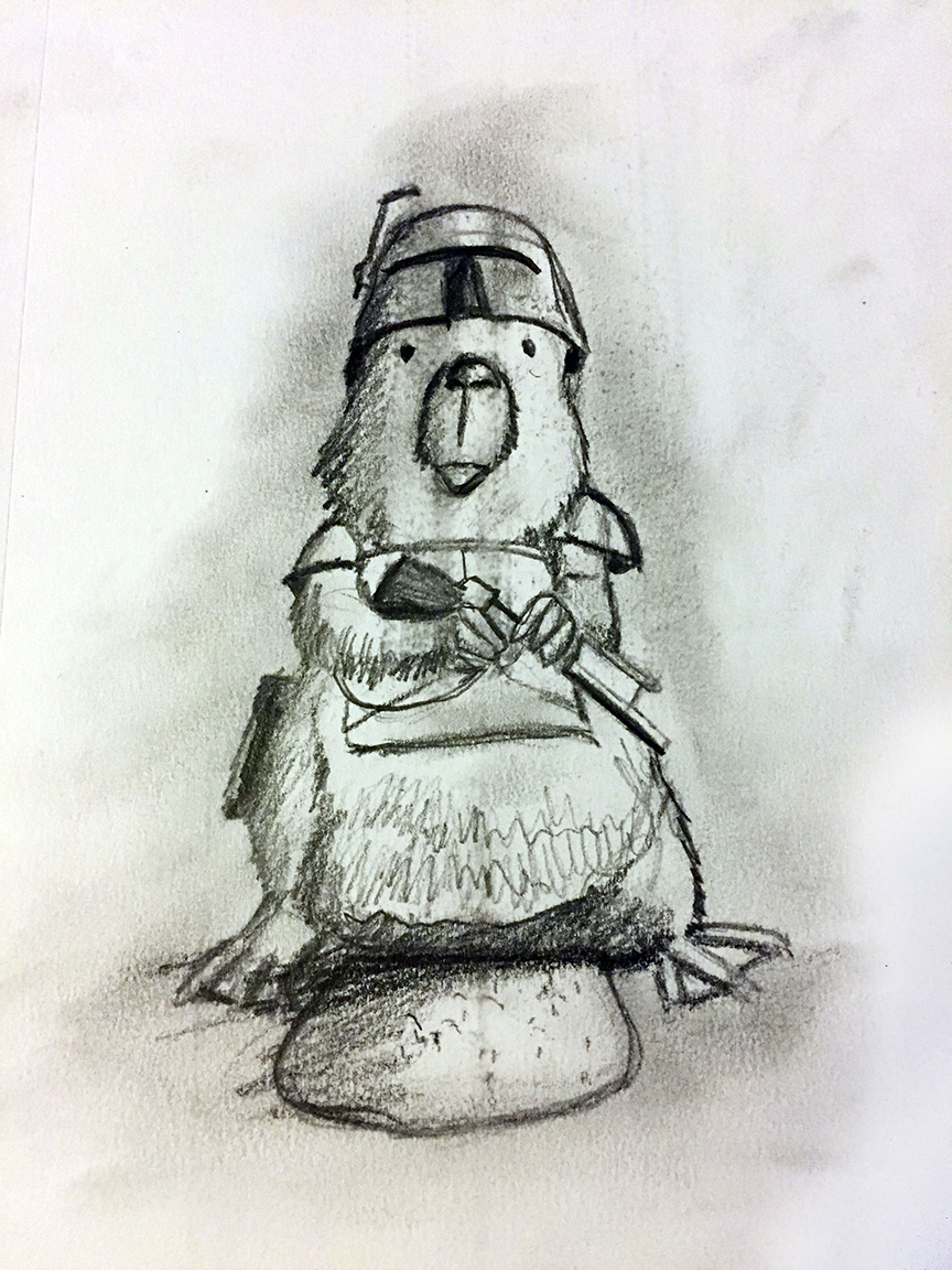 Boba Beaver