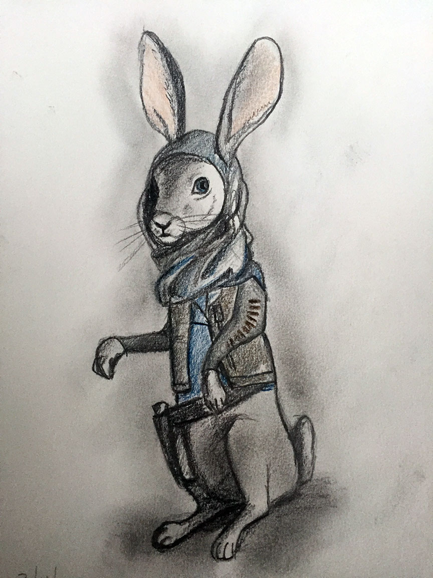 Jyn the Jackrabbit