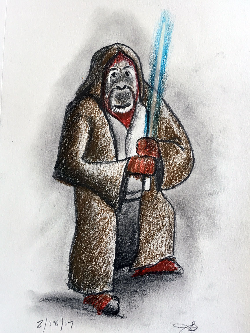 Obi-Orangutang