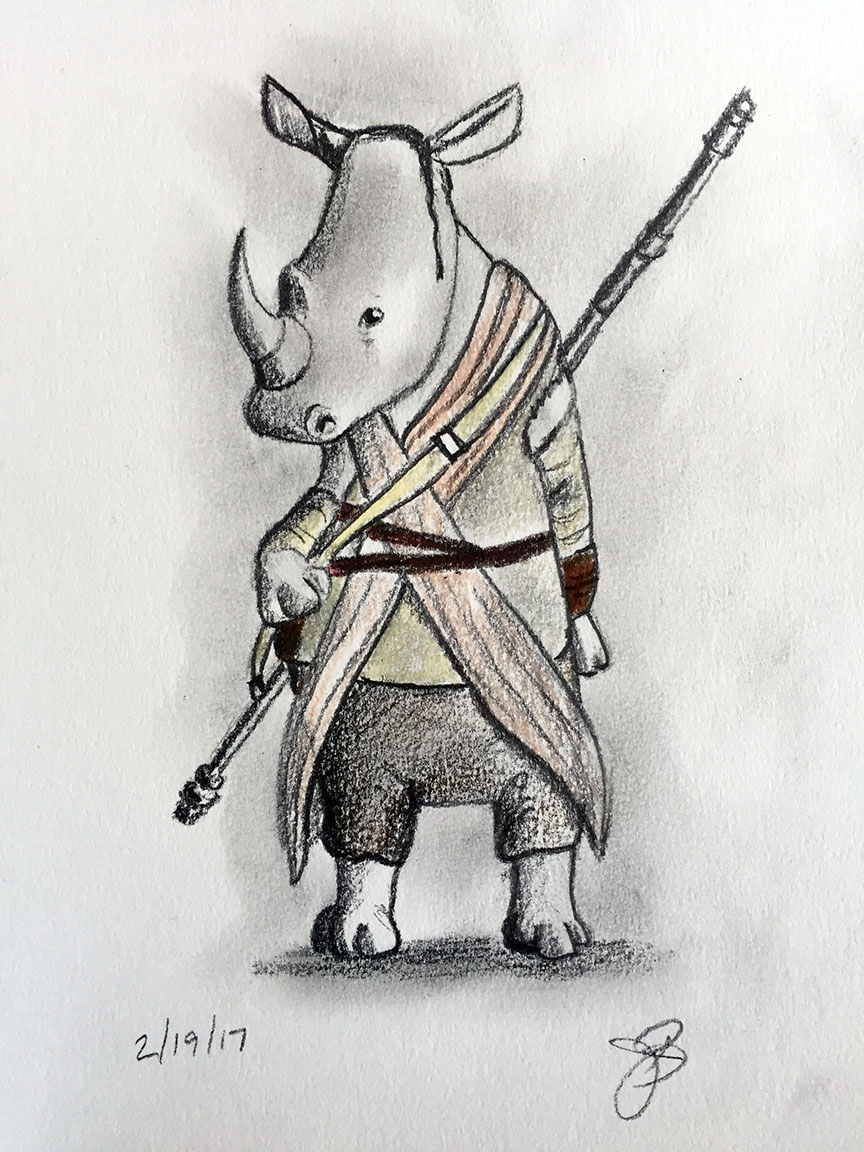 Rhino Rey