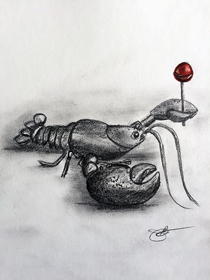 Lobster with a Lollipop