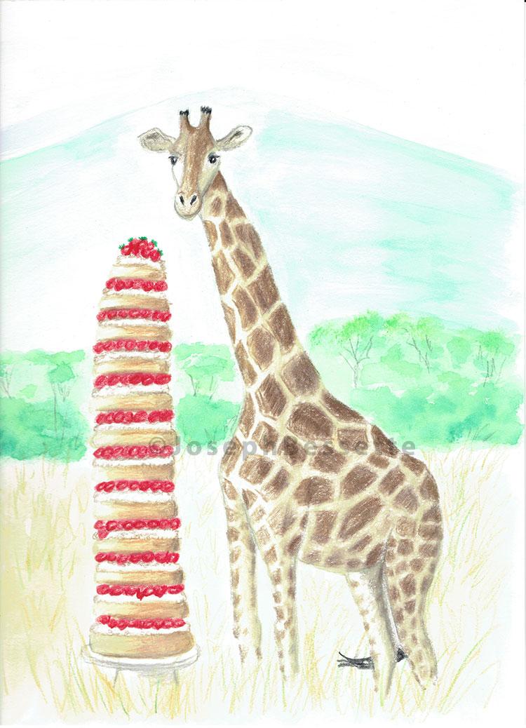 GiraffeCake