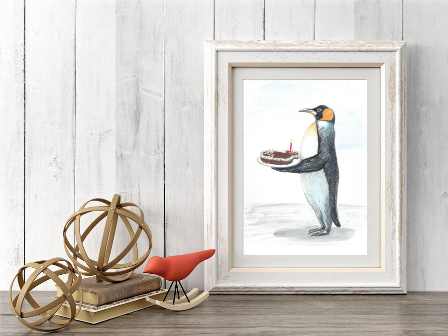 Penguin_Frame