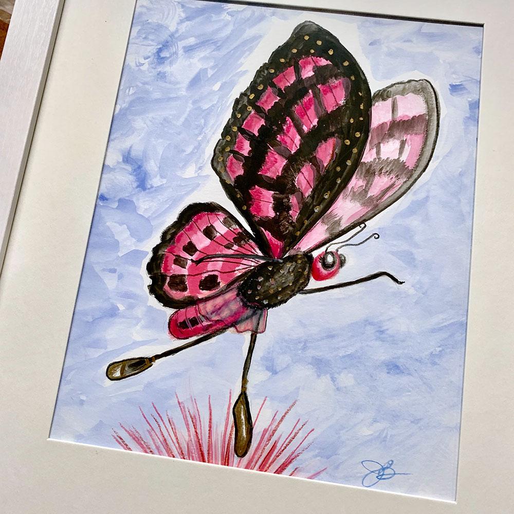 ButterflyBallet