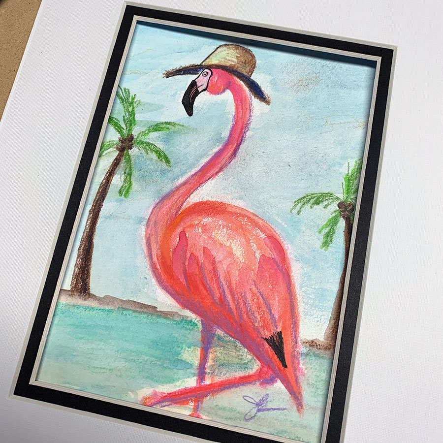 Flamingobeach