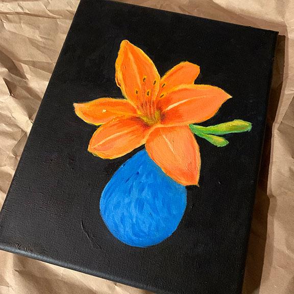 OrangeLilly